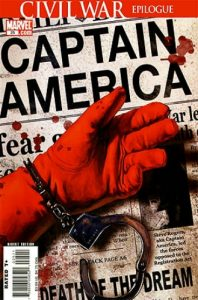 The Death of Captain America by Ed Brubaker
